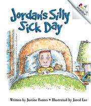 Cover of: Jordan's Silly Sick Day (Rookie Readers. Level C)