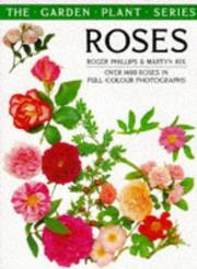 Cover of: Roses (The Pan Garden Plants Series)