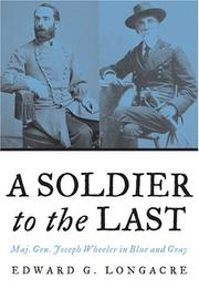 Cover of: A Soldier to the Last
