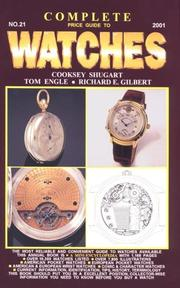 Cover of: Complete Price Guide to Watches (Complete Price Guide to Watches, 21st ed)