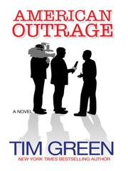 Cover of: American Outrage (Thorndike Press Large Print Basic Series)
