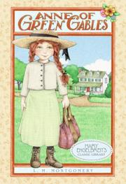 Cover of: Mary Engelbreit's Classic Library: Anne of Green Gables (Mary Engelbreit's Classic Library)