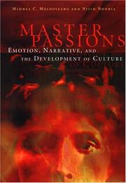 Cover of: Master Passions