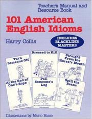 Cover of: 101 American English Idioms