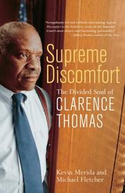 Cover of: Supreme Discomfort