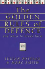 Cover of: Golden Rules Of Defence