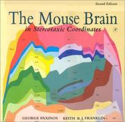 Cover of: The Mouse Brain in Stereotaxic Coordinates, Second Edition