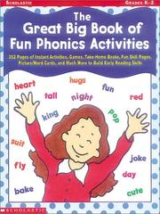 Cover of: The Great Big Book of Fun Phonics Activities (Grades K-2)