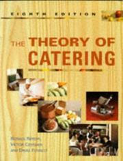 Cover of: The Theory of Catering
