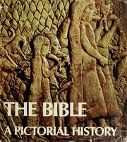 Cover of: The Bible: A Pictorial History