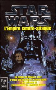 Cover of: Le Cycle de Star Wars, tome 2: L'Empire contre-attaque