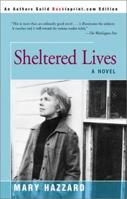 Cover of: Sheltered Lives