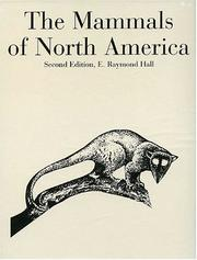 Cover of: The Mammals of North America (Two Volume Set)