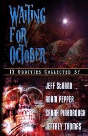 Cover of: Waiting For October