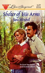 Cover of: Shelter Of His Arms (Love Inspired , No 31)