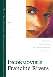 Cover of: Inconmovible (LDG)