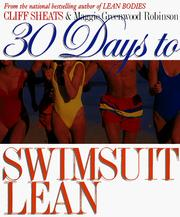 Cover of: 30 Days to Swimsuit Lean