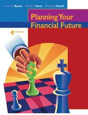 Cover of: Planning Your Financial Future (with Xtra! Access and Stock-Trak Coupon)
