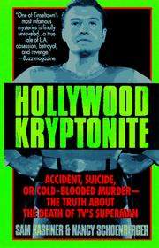 Cover of: Hollywood Kryptonite