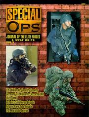 Cover of: Special Ops (Special Forces)