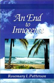 Cover of: An End to Innocence