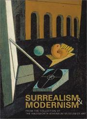 Cover of: Surrealism and modernism