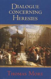 Cover of: Dialogue Concerning Heresies