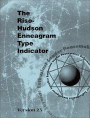 Cover of: The Riso-Hudson Enneagram Type Indicator (RHETI, Version 2.5)