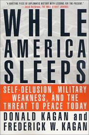 Cover of: While America Sleeps