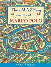 Cover of: The A-maze-ing Voyage of Marco Polo (Great Explorers)