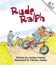 Cover of: Rude Ralph