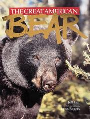 Cover of: The Great American Bear