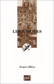 Cover of: Les Basques