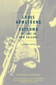 Cover of: Satchmo