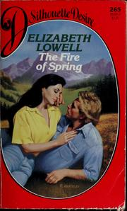Cover of: The fire of spring