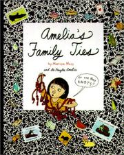 Cover of: Amelia's Famiy Ties (Amelia (Paperback American Girl))