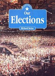 Cover of: Our Elections (I Know America (Sagebrush))