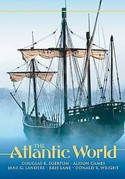 Cover of: The Atlantic World