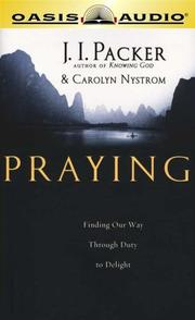 Cover of: Praying