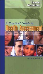 Cover of: A Practical Guide to Health Assessment