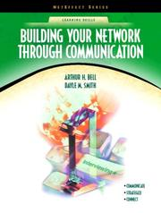 Cover of: Building Your Network Through Communication (NetEffect Series) (NetEffect Series)