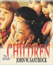 Cover of: Children W/ Student CD-ROM