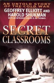 Cover of: Secret Classrooms