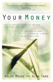 Cover of: Your Money