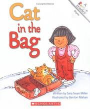 Cover of: Cat in the Bag (Rookie Readers, Level B)