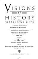Cover of: Visions of History: Interview, with E.P. Thompson ... [et Al.]