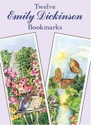 Cover of: Twelve Emily Dickinson Bookmarks
