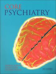 Cover of: Core Psychiatry