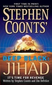 Cover of: Stephen Coonts' Deep Black
