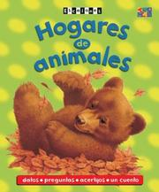 Cover of: Hogares De Animales/animal Homes (Ladders--Spanish)